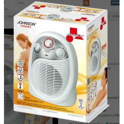 TERMOVENTILATORE JOHNSON SAHARA