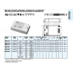 TCI LIGHT REATTORE ELETTRONICO MBQ 224/2
