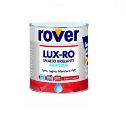 ROVER LUX-RO SMALTO BRILLANTE ALL'ACQUA BIANCO