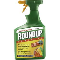 ERBICIDA SPRAY ROUNDUP 1 LITRO